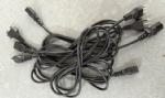 巴西电源线,NBR 14136三芯插头,IEC 60320 C13 品子尾,电脑插 ,定制电源线长度,Inmetro,TUV认证
