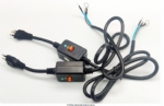 巴西电源线,NBR 14136三芯,Inmetro安规认证TUV电源连接线插头