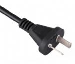 阿根廷插头电源线 AC电源线IRA认证电源线 2063 10A 250V~