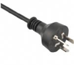 阿根廷电源线,AC电源连接线插头,认证安规标准, 三芯IRAM 2073阿根廷 (IRAM电源线)