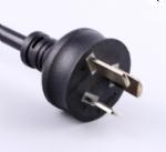 阿根廷电源线,认证安规标准,20安大插片插头,AC电源连接线,三芯重型,