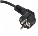 韩国电源线(KC电源线) 三芯韩国KSC8305安规标准KTL认证AC电源连接线插头