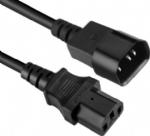IEC 60320 C14公插,IEC C320 C13母插,电脑机箱电源线,安规标准,AC,电器电源连接线