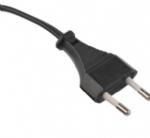 以色列电源线(SI电源线) 以色列两芯 2.5安,10安 SI认证规SI-32标准AC电源连接线插头