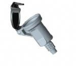 美国电源线 (UL电源线) 三芯防水插座 NEMA 5-15R 美国UL加拿大cUL认证安规标准AC电源连接线