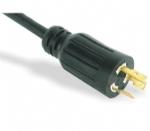 美国电源线 (UL电源线)L5-20P 自锁插头 美国UL加拿大cUL认证安规标准AC电源连接线