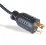 美国电源线 (UL电源线)L5-30P 自锁插头 美国UL加拿大cUL认证安规标准AC电源连接线
