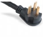 美国电源线 NEMA 6-30P 30A 250V重型插头 美国UL加拿大cUL认证安规标准AC电源连接线