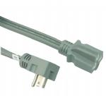 美国延长线(室内延长线)UL延长线,5-20P空调用插座 美国UL加拿大cUL认证安规标准AC电源延长线